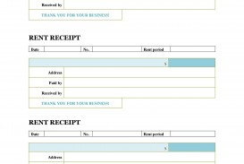 008 Unforgettable House Rent Receipt Template India Doc Sample  Format Download