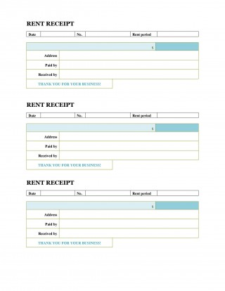 008 Unforgettable House Rent Receipt Template India Doc Sample  Format Download320