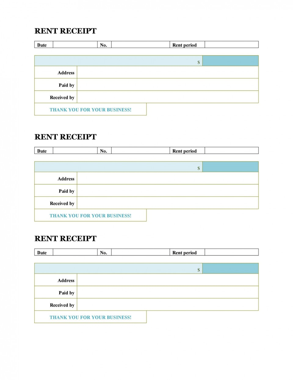 008 Unforgettable House Rent Receipt Template India Doc Sample  Format Download960