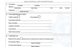 008 Unforgettable Police Report Template Microsoft Word Photo