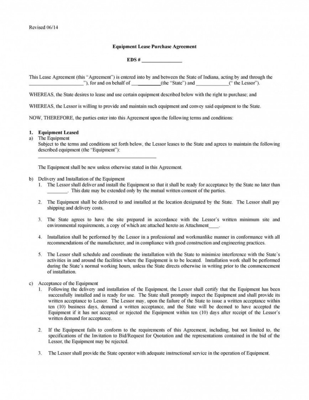 008 Unforgettable Rent To Own Contract Form Free High Definition  For House PdfLarge