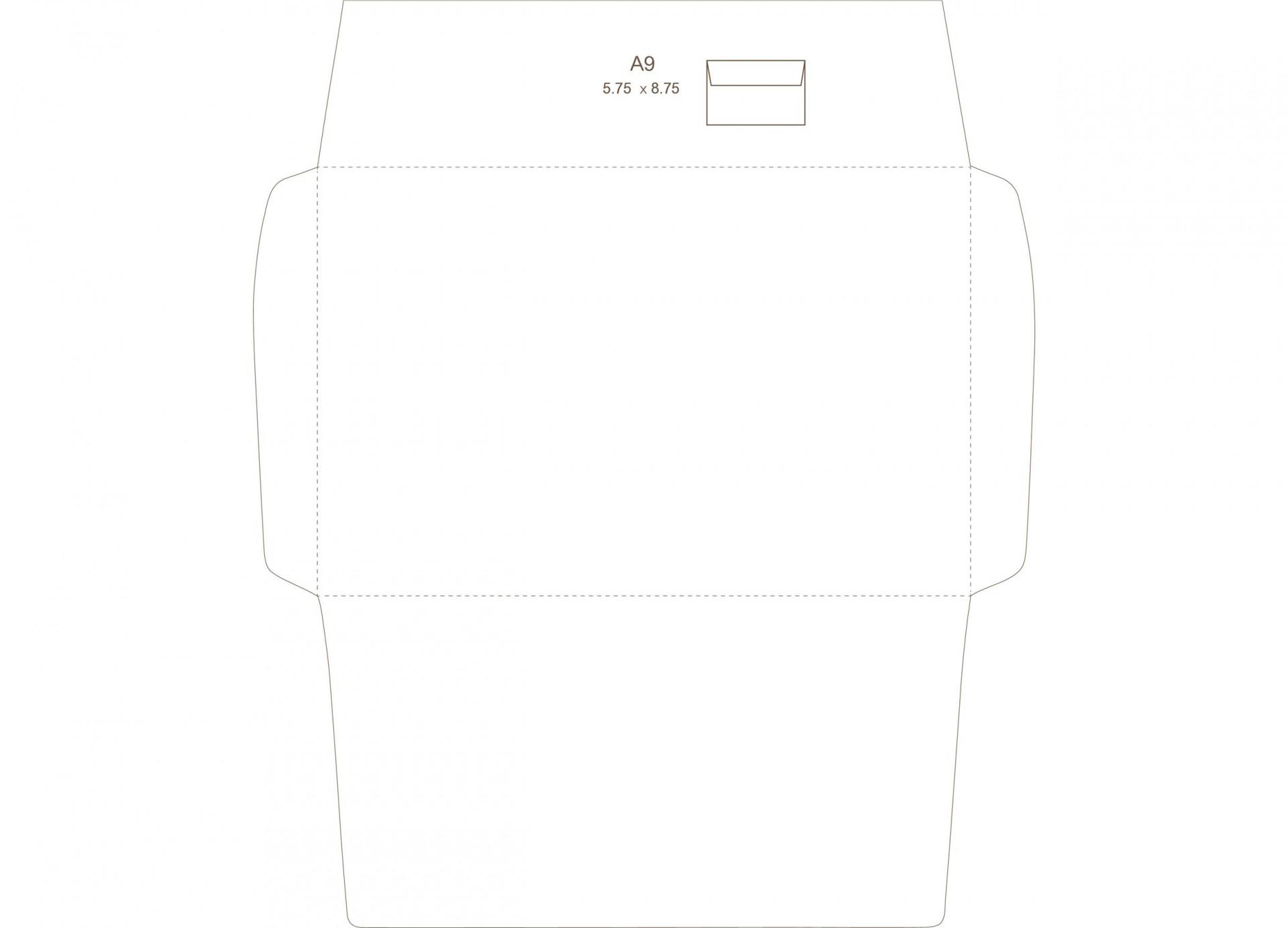 008 Unique 5x7 Envelope Template Word Inspiration  Microsoft Free1920