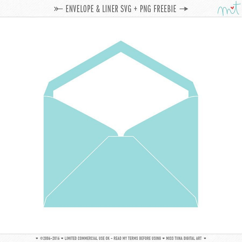 008 Unique A7 Envelope Liner Template Free Highest Quality Large