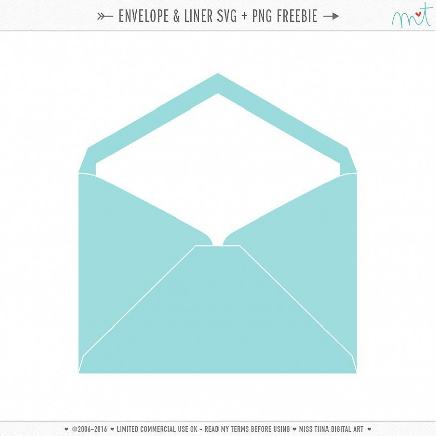 008 Unique A7 Envelope Liner Template Free Highest Quality 868