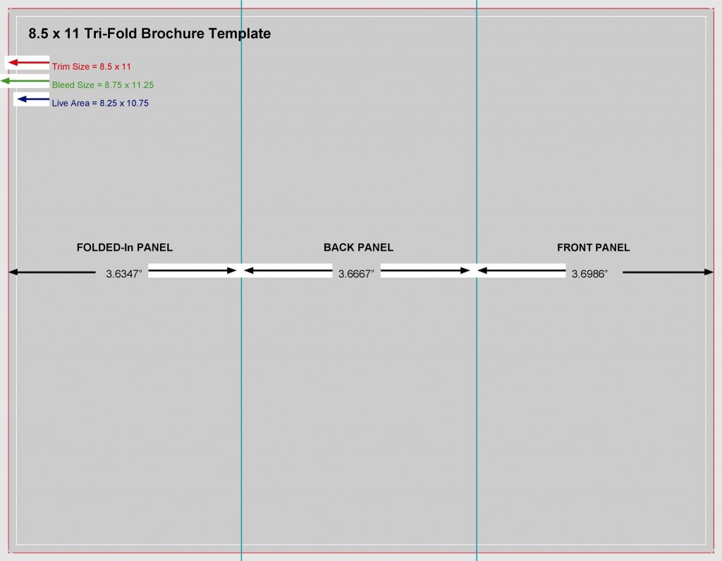 008 Unique Brochure Template For Google Doc High Definition  Docs Free 3 Panel Tri FoldLarge