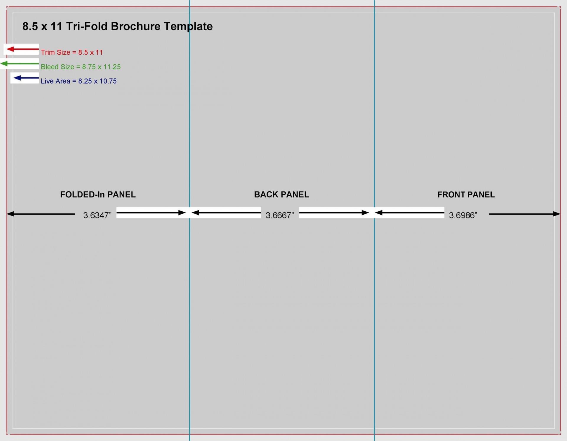 008 Unique Brochure Template For Google Doc High Definition  Docs Free 3 Panel Tri Fold1920