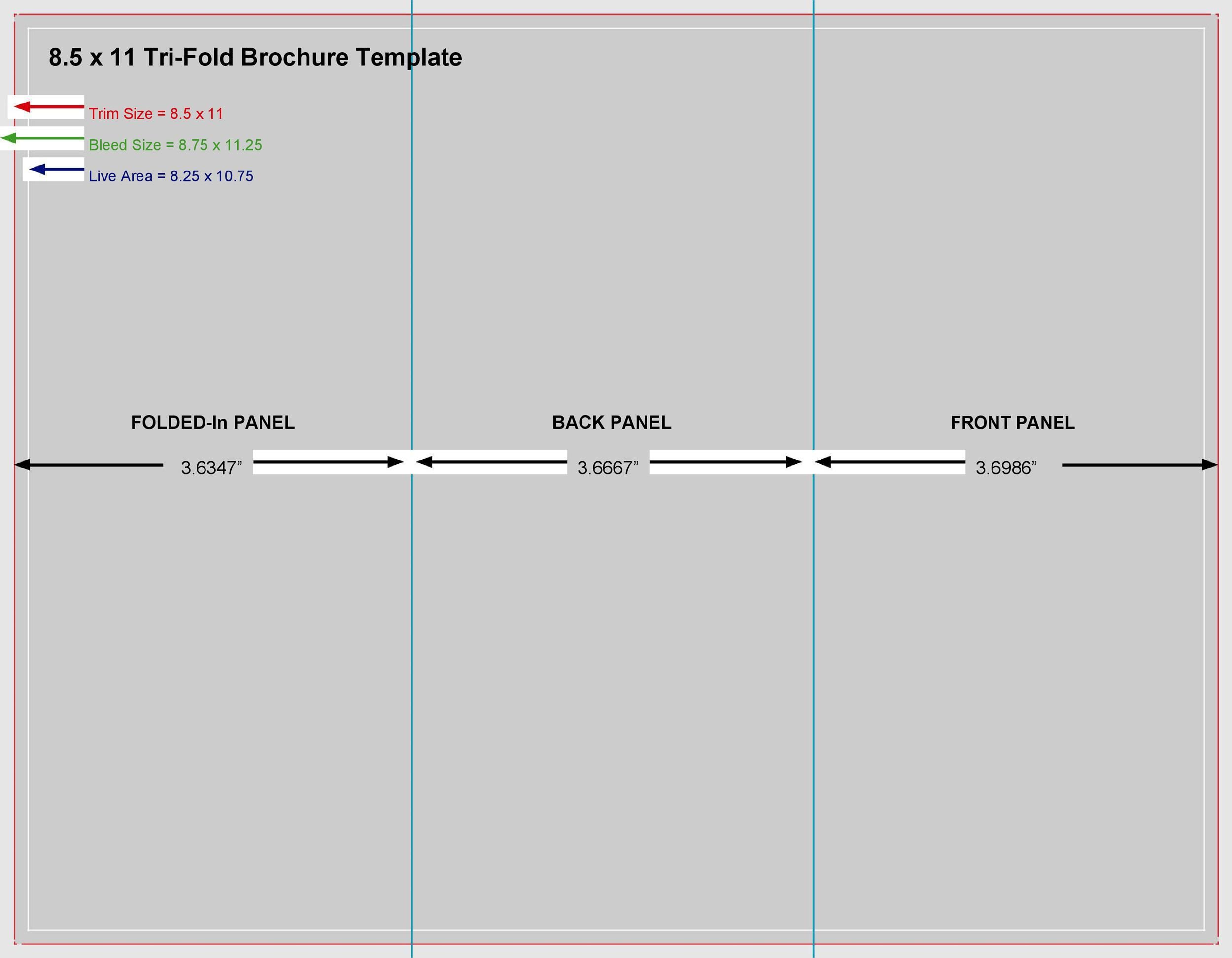 008 Unique Brochure Template For Google Doc High Definition  Docs Free 3 Panel Tri FoldFull