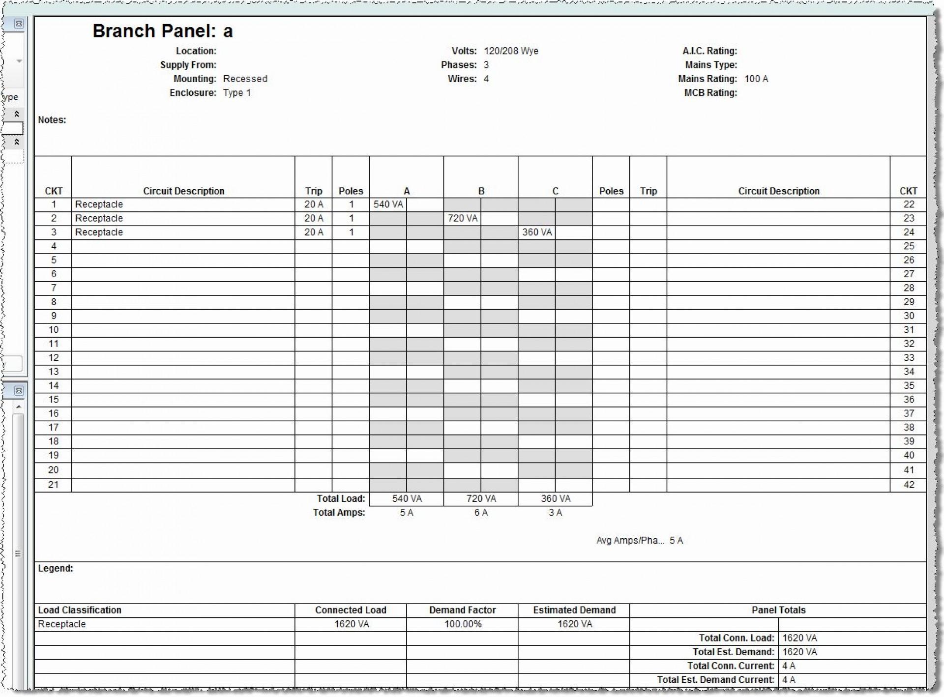 008 Unique Electrical Panel Label Template Sample  Siemen Free Excel1920