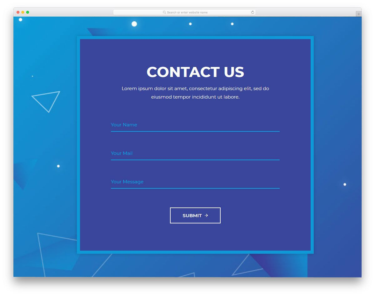 008 Unique Free Html Form Template Highest Clarity  Templates Survey Application Download RegistrationFull