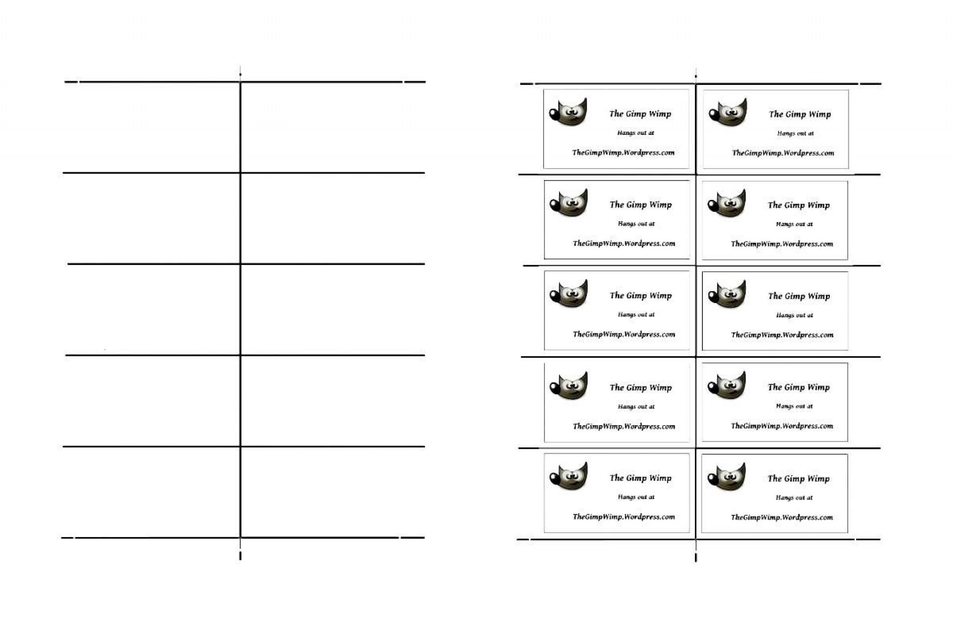008 Unique Free Printable Busines Card Template Download Design 1920