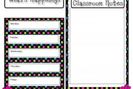 008 Unique Free Teacher Newsletter Template Image  Classroom For Microsoft Word Google Doc