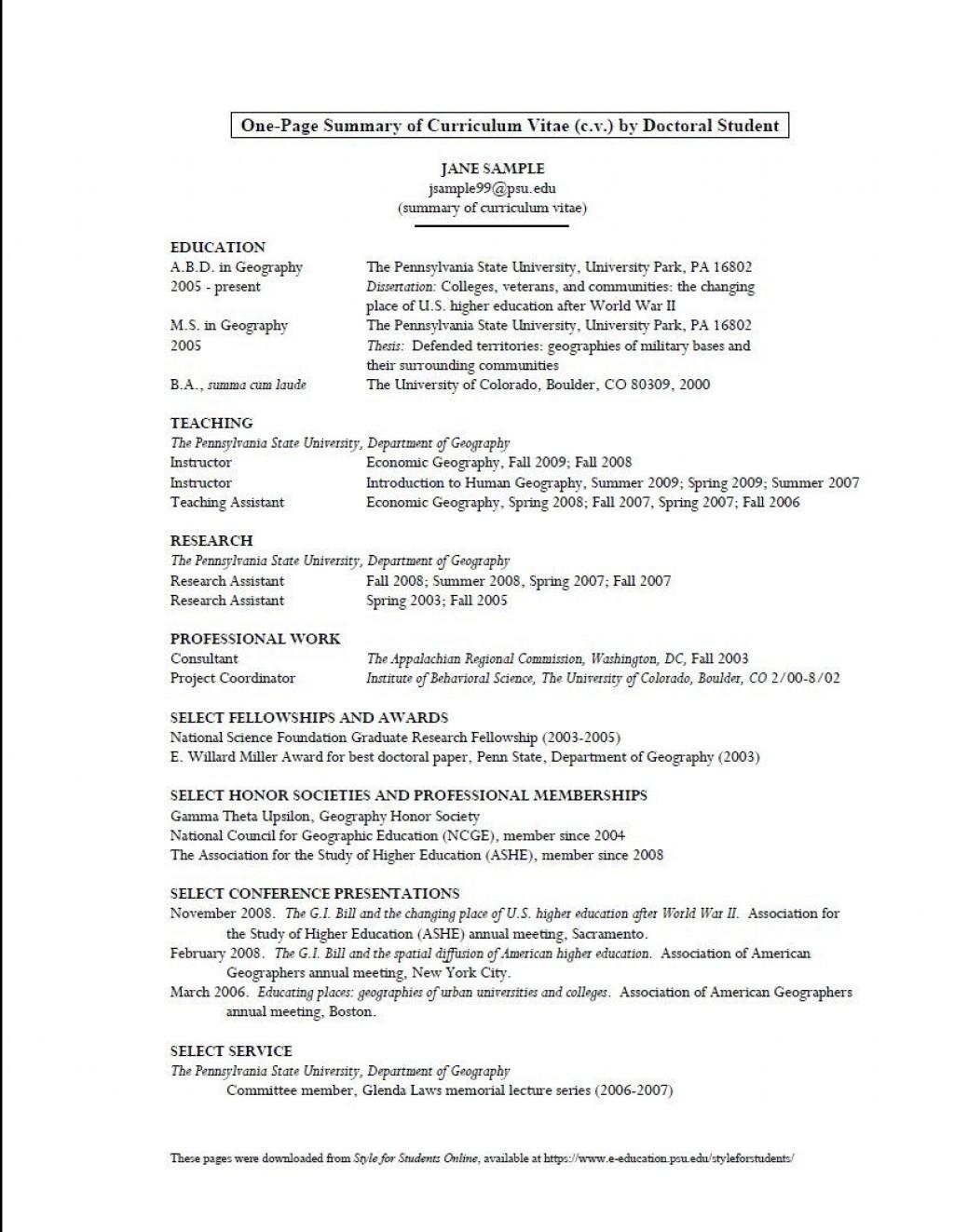 008 Unique Graduate School Curriculum Vitae Template Inspiration  For Application Resume FormatLarge