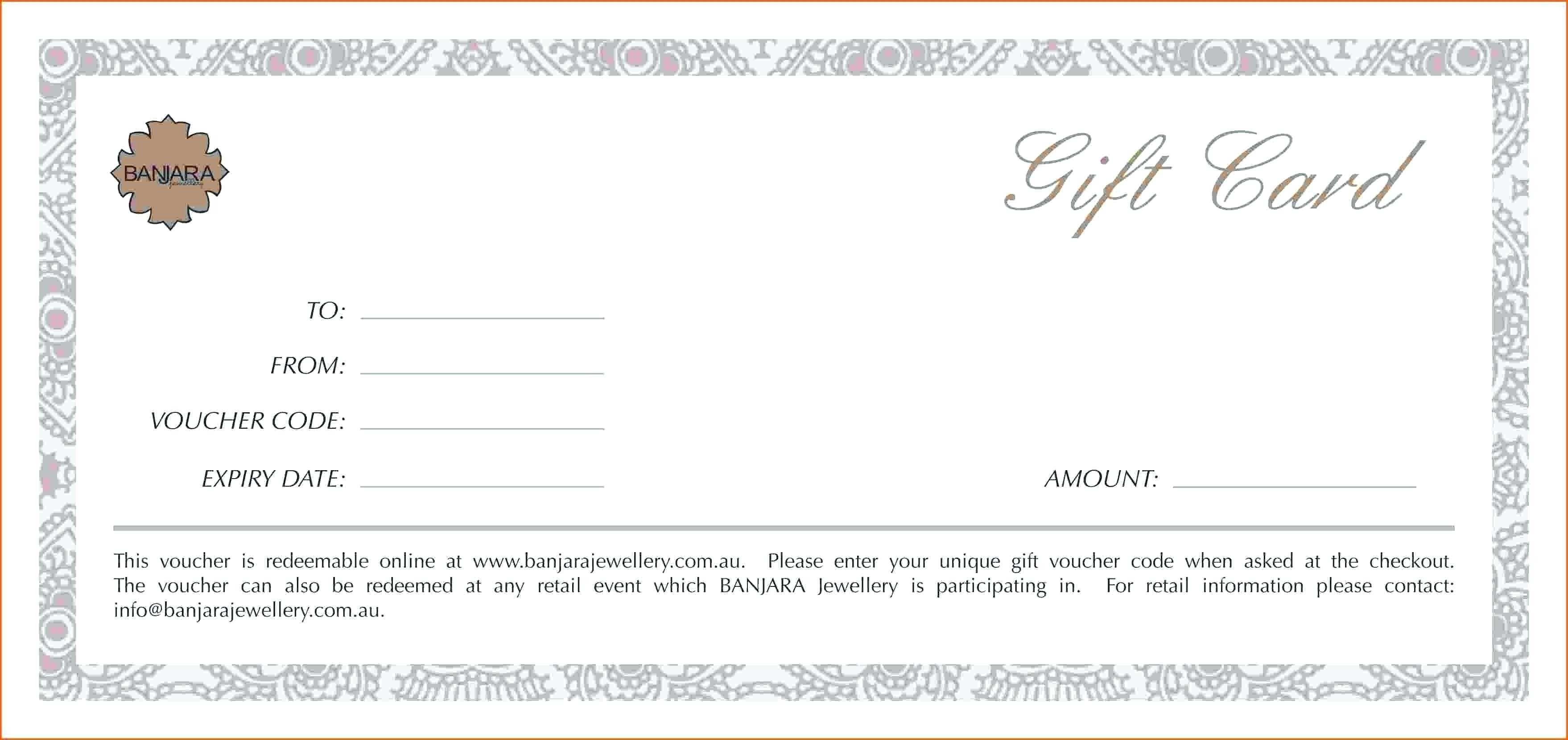008 Unique Printable Gift Card Template Sample  Free Envelope Christma HolderFull