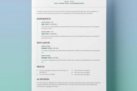 008 Unique Word Resume Template Free Highest Clarity  Microsoft 2010 Download 2019 Modern