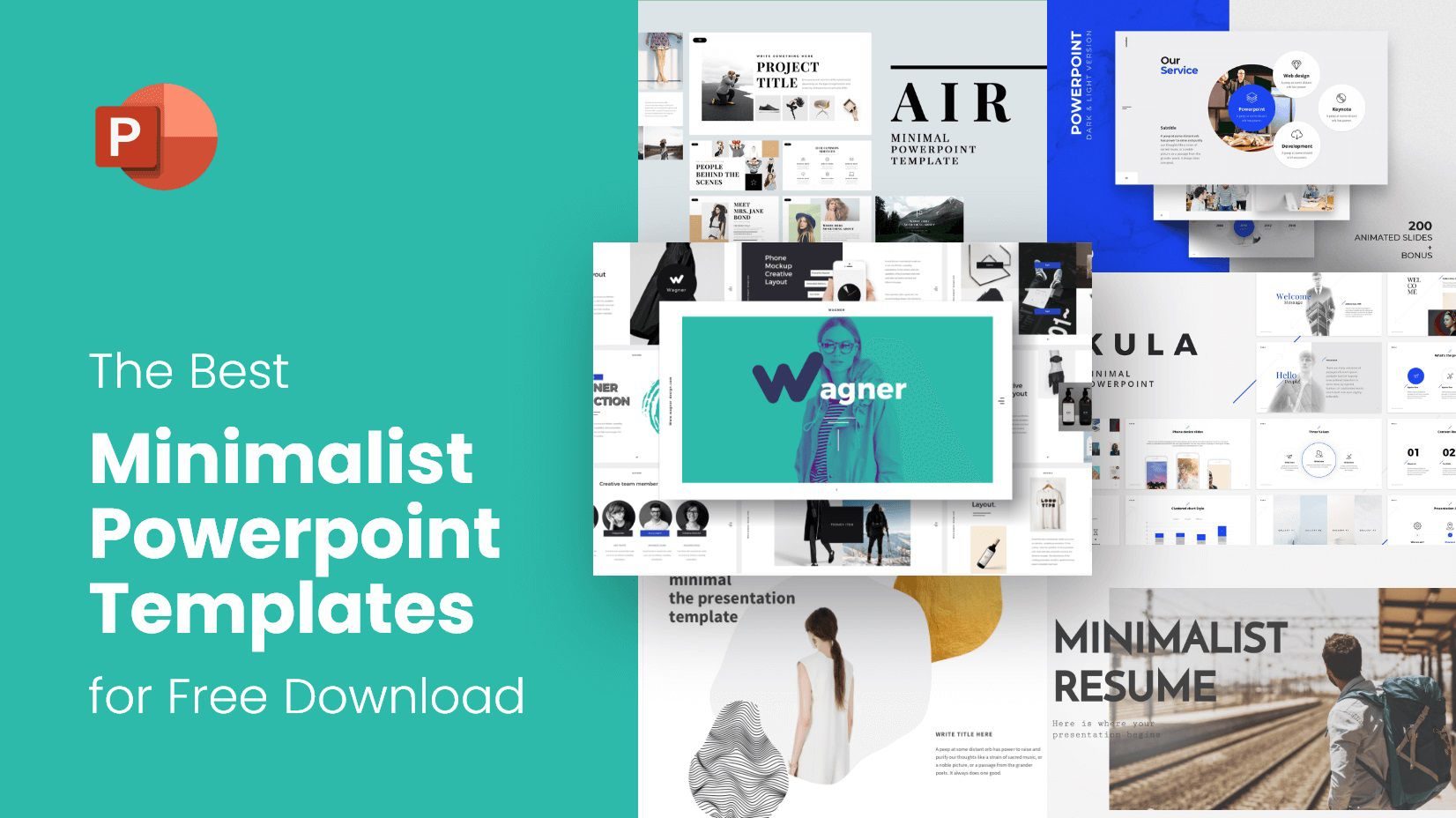 008 Unusual Best Powerpoint Template Free Concept  Busines Download White Background 2019Full