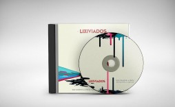 008 Unusual Cd Label Design Template Free Download Concept  Cover Psd