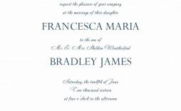 008 Unusual Formal Wedding Invitation Template Free Highest Clarity