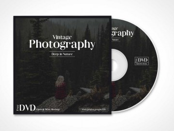 008 Unusual Free Cd Cover Design Template Photoshop Concept  Label Psd Download360