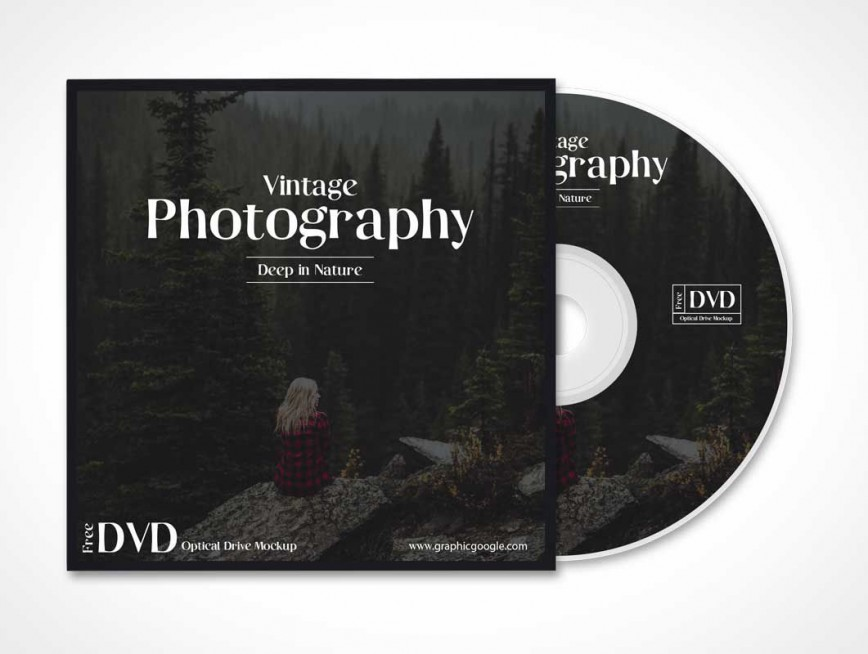 008 Unusual Free Cd Cover Design Template Photoshop Concept  Label Psd Download868