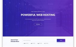 008 Unusual Free Landing Page Template Bootstrap Photo  3 Html5 2019