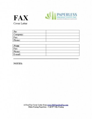 008 Unusual General Fax Cover Letter Template High Definition  Sheet Word Confidential Example320