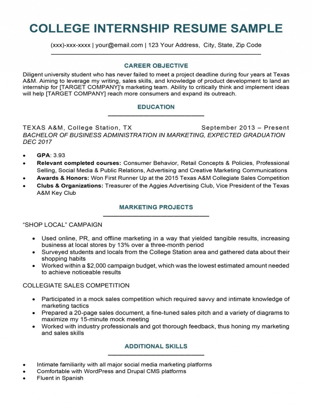 008 Unusual Resume Template For College Student Sample  Students Free Download Example With Little Work ExperienceLarge