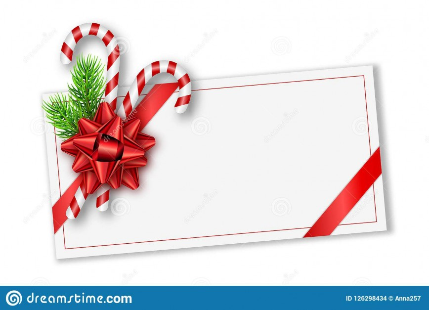 008 Unusual Template For Christma Gift Card Design  Voucher Sample