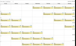 008 Wonderful Free 12 Hour Rotating Shift Schedule Template Sample