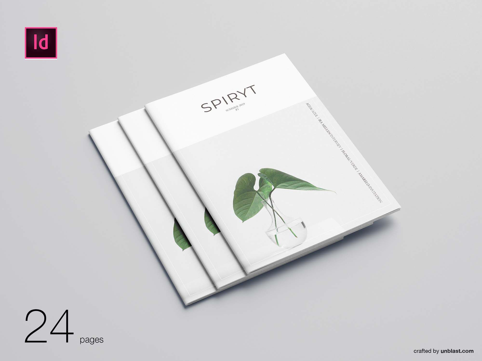 008 Wonderful Magazine Layout Template Free Download Word Concept Full