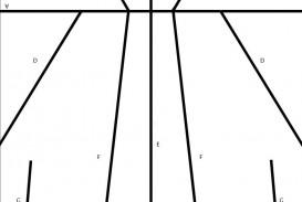 008 Wonderful Printable Paper Airplane Pattern Highest Clarity  Free Plane Design Designs-printable Template