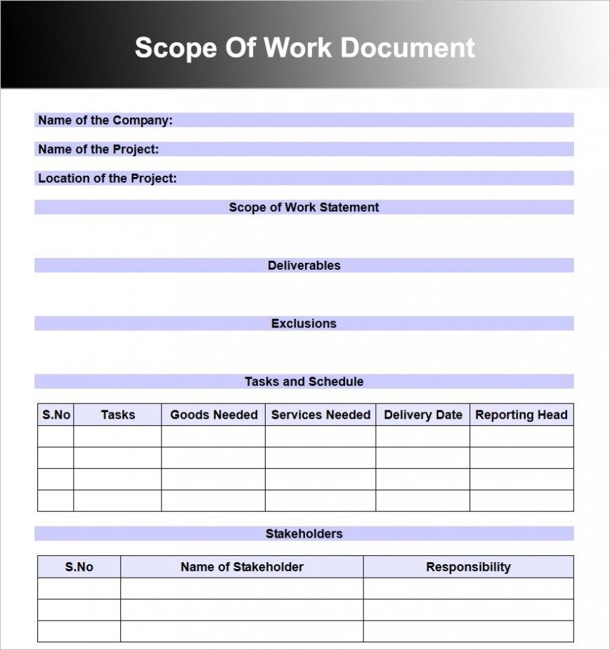 008 Wonderful Scope Of Work Template Word Free High Resolution 868