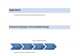008 Wonderful Strategic Busines Plan Template Picture  Development Word Sample