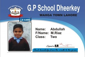 008 Wonderful Student Id Card Template Idea  Free Psd Download Word School