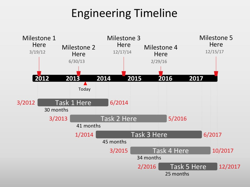 008 Wonderful Timeline Template For Word 2016 High Definition Large
