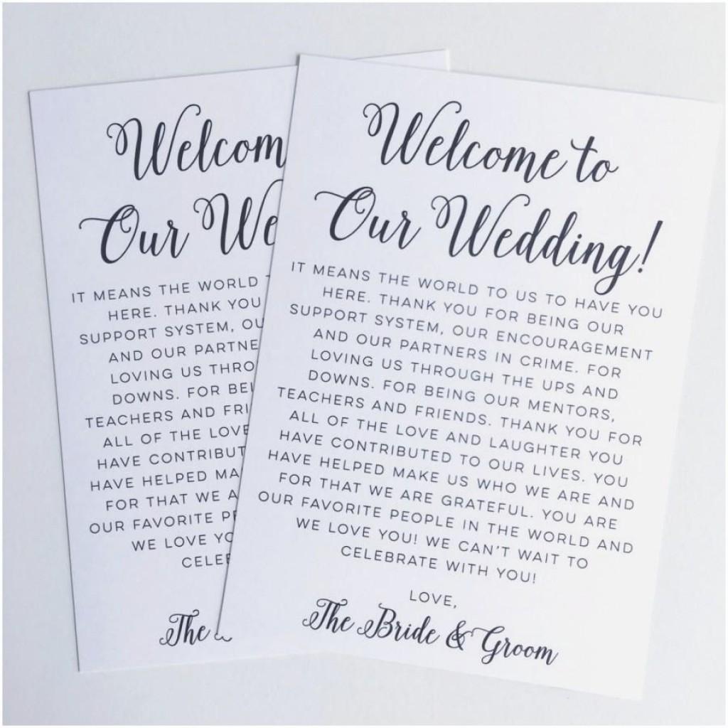 008 Wonderful Wedding Welcome Bag Letter Template Concept  FreeLarge