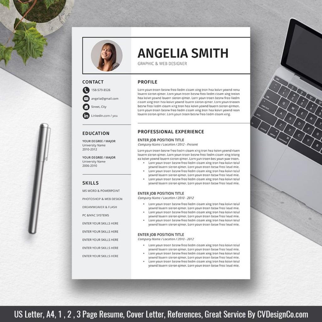 008 Wonderful Word Resume Template Mac Inspiration  2008 Microsoft 2011Large