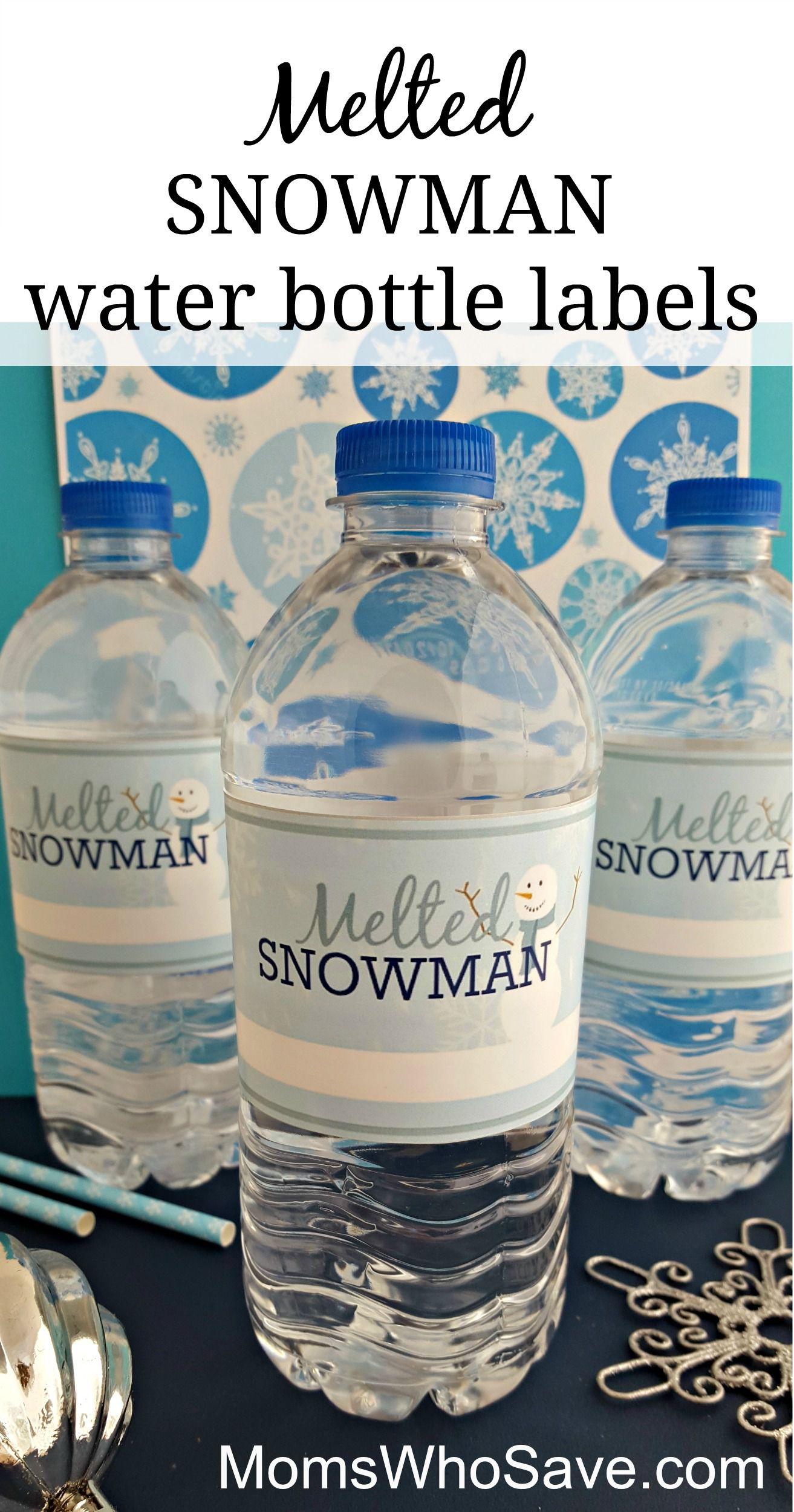 008 Wondrou Diy Water Bottle Label Template Free Inspiration Full