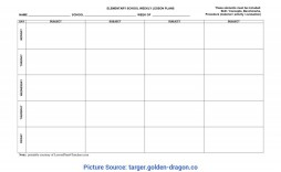008 Wondrou Elementary School Lesson Plan Template High Resolution  Format Science Teacher