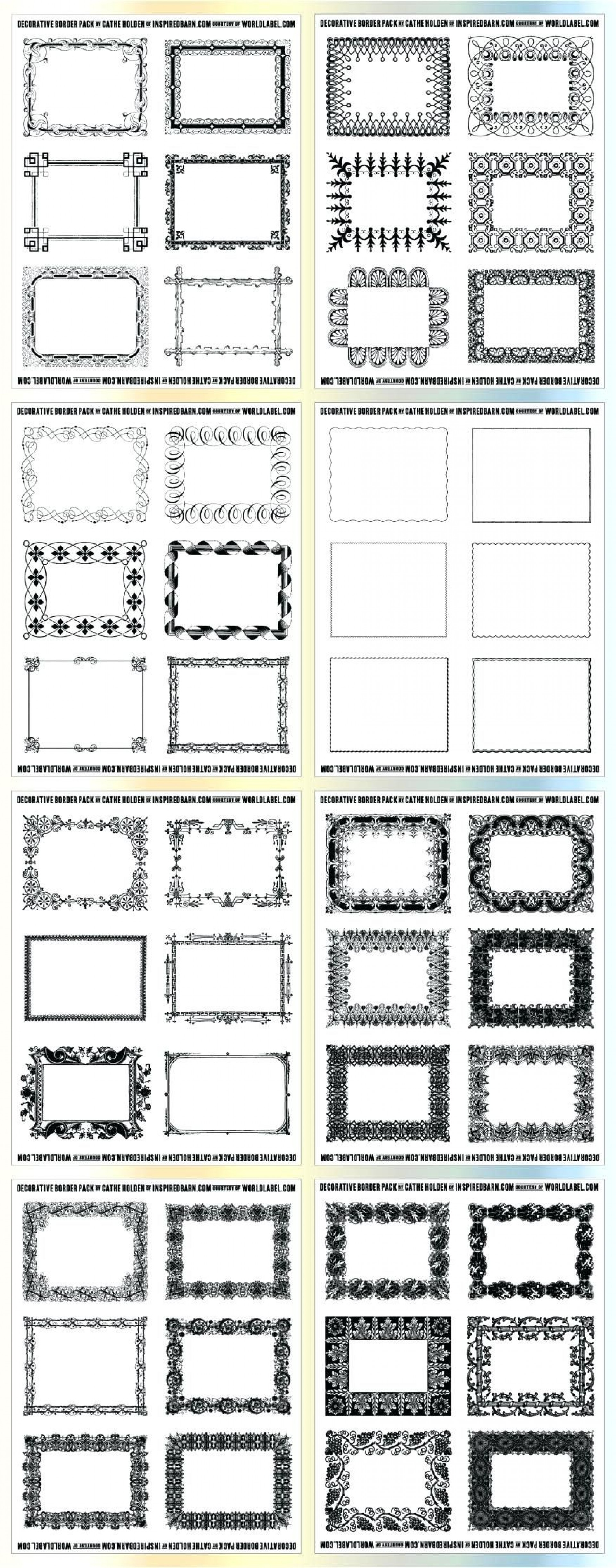 008 Wondrou Free Mail Label Template Example  Printable Addres 1 X 2 5 8 For Word Download1920