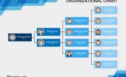 008 Wondrou Org Chart Template Powerpoint Example  Free Organization Download Organizational 2010