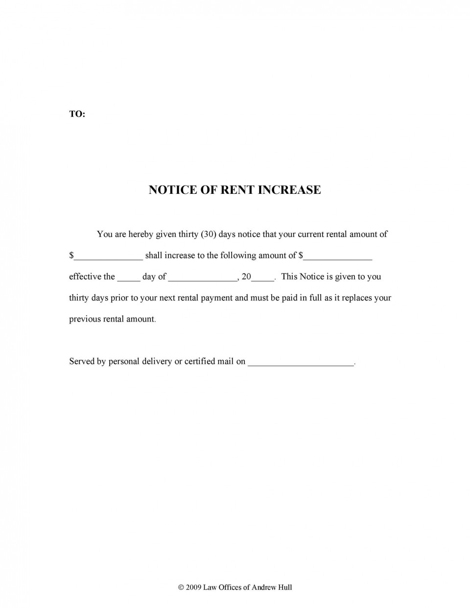 008 Wondrou Rent Increase Letter Template High Resolution  Rental South Africa Nz Scotland960