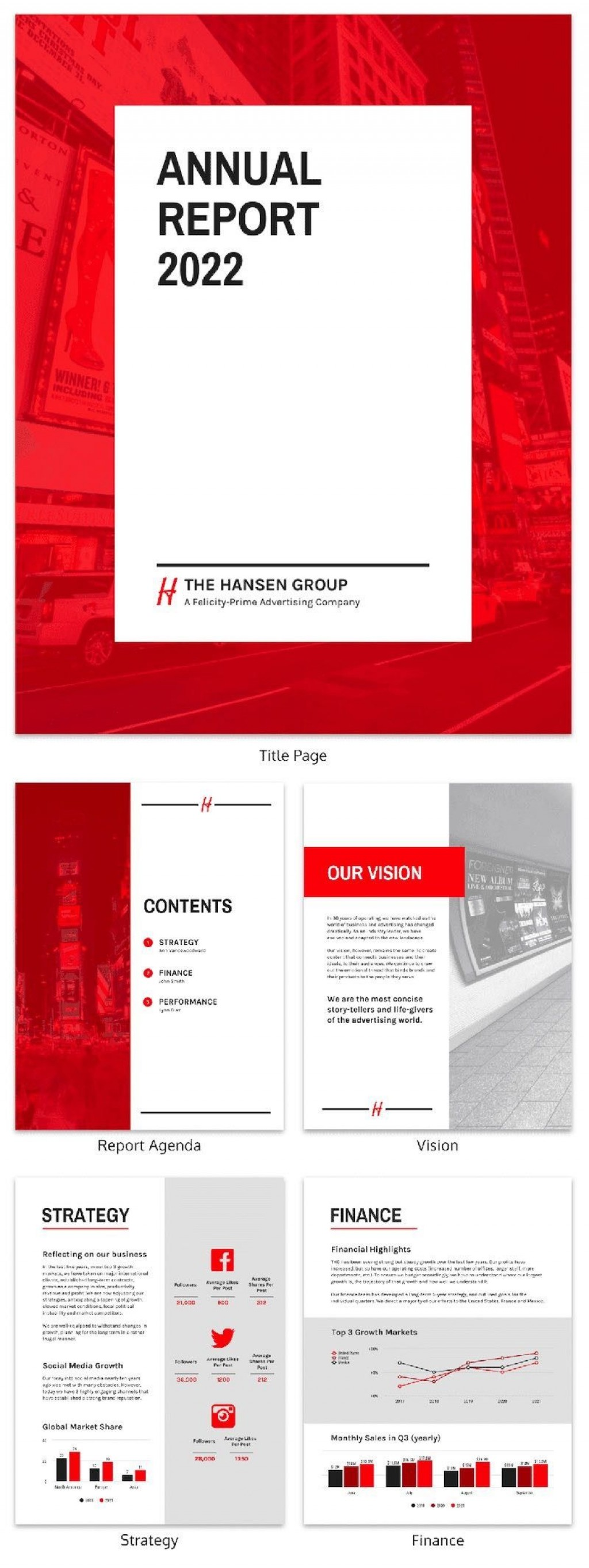 009 Amazing Annual Report Design Template High Def  Templates Word Timeles Free Download InLarge