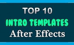 009 Amazing Free After Effect Template Intro Download Sample  Zip Adobe Cc Cs6