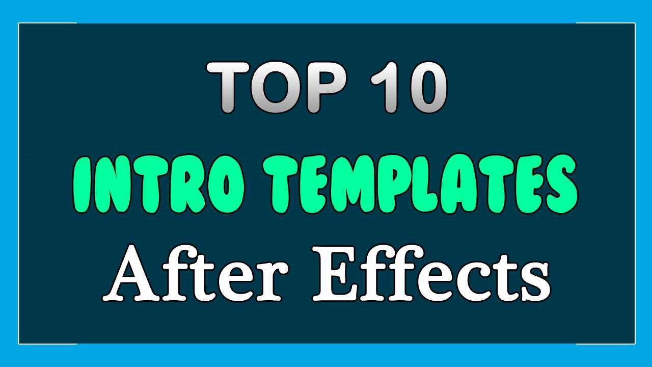 009 Amazing Free After Effect Template Intro Download Sample  Zip Adobe Cc Cs6Full