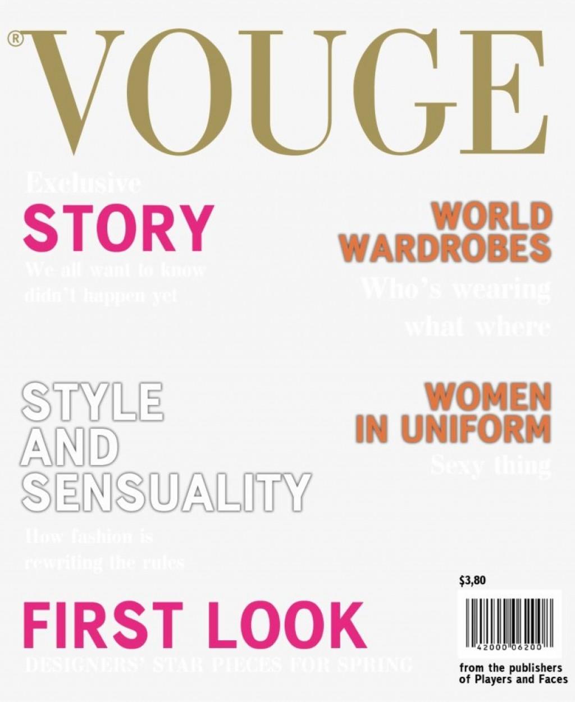 009 Amazing Free Fake Magazine Cover Template Inspiration  TimeLarge