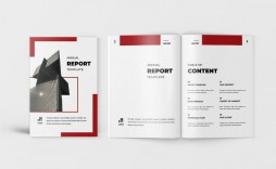 009 Amazing Free Indesign Annual Report Template Download Inspiration