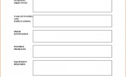 009 Amazing Physical Education Lesson Plan Template Concept  Templates Free Elementary Cortland