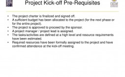 009 Amazing Project Kickoff Meeting Email Template Picture  Kick Off