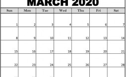 009 Archaicawful 2020 Calendar Template Excel Example  Microsoft Editable In Format Free Download