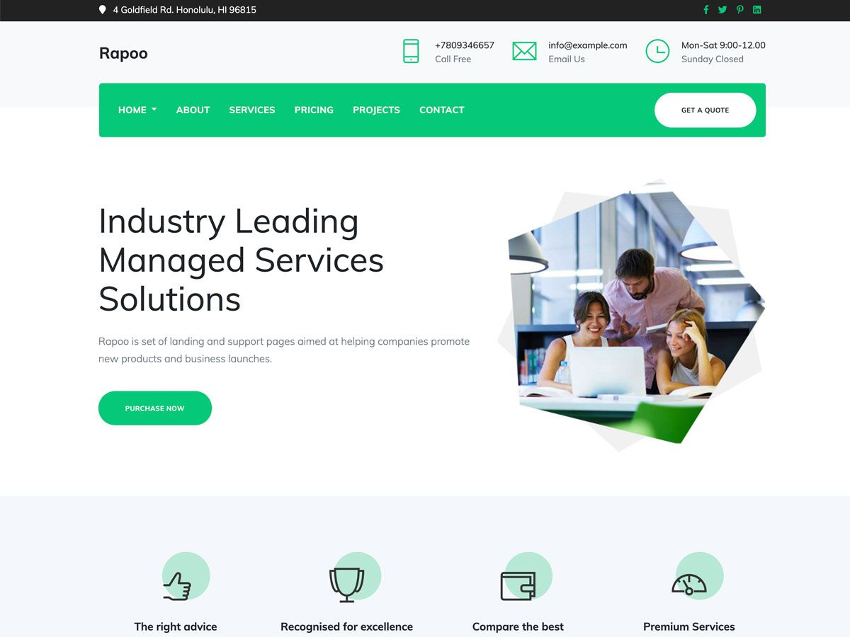 009 Archaicawful Bootstrap Website Template Free Download Highest Clarity  2017 2020Full
